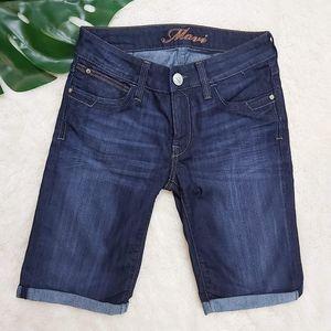Mavi Jessica Bermuda Jean shorts 27